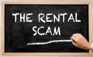 Rental Scams- Beware